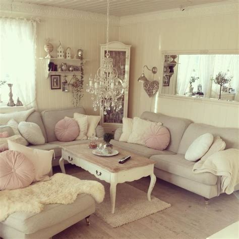 shabby chic living 37 enchanted shabby chic living room designs digsdigs