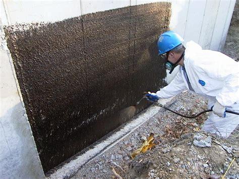 interior basement waterproofing membrane jaco waterproofing explains the difference between