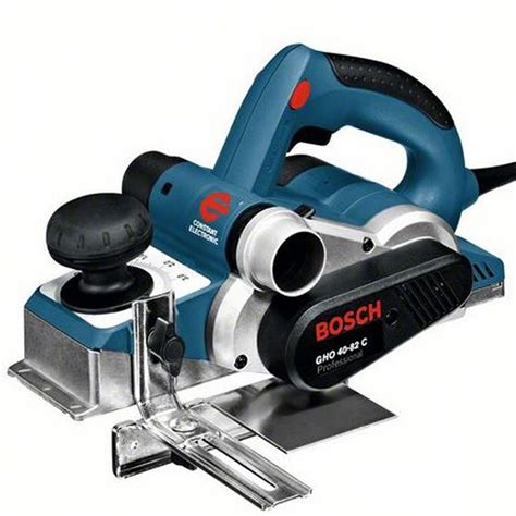 bosch woodworking tools bosch gho 40 82 c electric planer wood working power tool