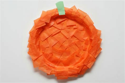 orange craft paper 4 easy thanksgiving crafts for