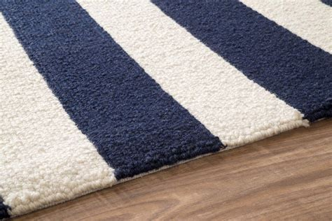 blue and area rug striped area rugs ehsani rugs
