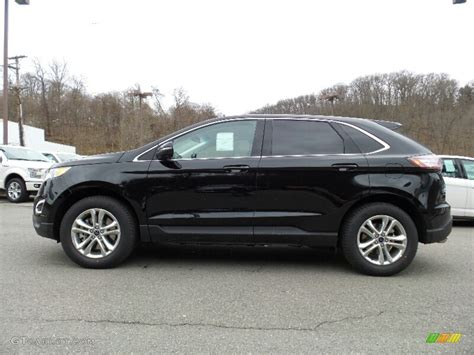 Black Ford Edge by 2016 Shadow Black Ford Edge Sel Awd 111864389 Gtcarlot