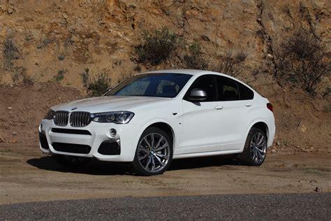 X4 Bmw by 2016 Bmw X4 M40i Drive Review