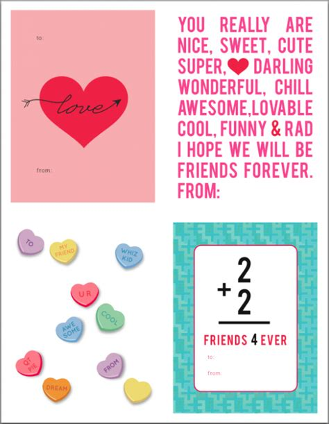 valentines day cards to make and print printable valentines day cards designed by westbrook