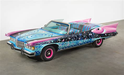 artists engage the automobile at venus los angeles
