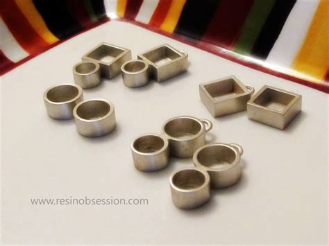 how to make bezel jewelry resin jewelry