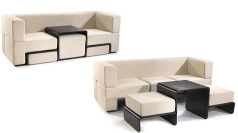 space saving sofa the space saving slot sofa gadgetking