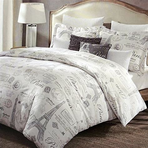 vintage bedding set bedding find beautiful eiffel tower damask