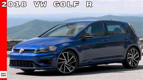 2018 Golf R Usa by 2018 Golf R Usa Motavera