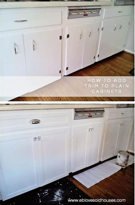 flat kitchen cabinet doors makeover kitchen cabinets makeover house and kitchens
