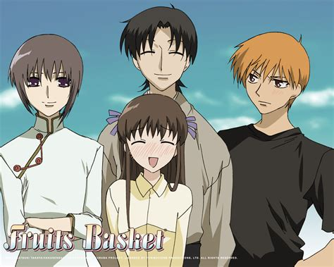 fruits basket fruits basket images fruits basket hd wallpaper and