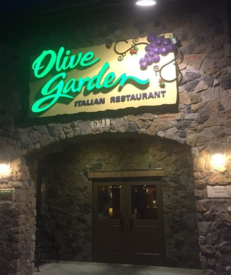 olive garden in the yelp