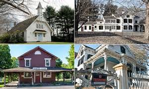 johnsonville ct connecticut ghost town johnsonville up for auction right