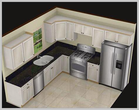 10x10 kitchen layout ideas 10 215 10 l shaped kitchen designs home design ideas