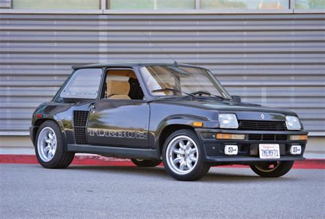 Renault R5 Turbo 2 by 1983 Renault R5 Turbo 2 Bring A Trailer