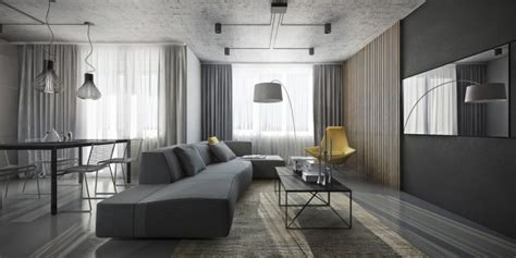 themed interior design themed interiors using grey effectively for interior