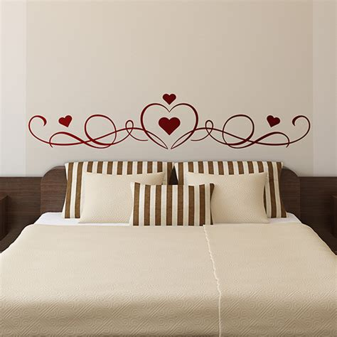 headboard wall sticker bed headboard wall stickers muraldecal