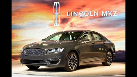 Mkz 400 Hp by 2017 Lincoln Mkz Is A 400 Hp Rod Exterior Interior
