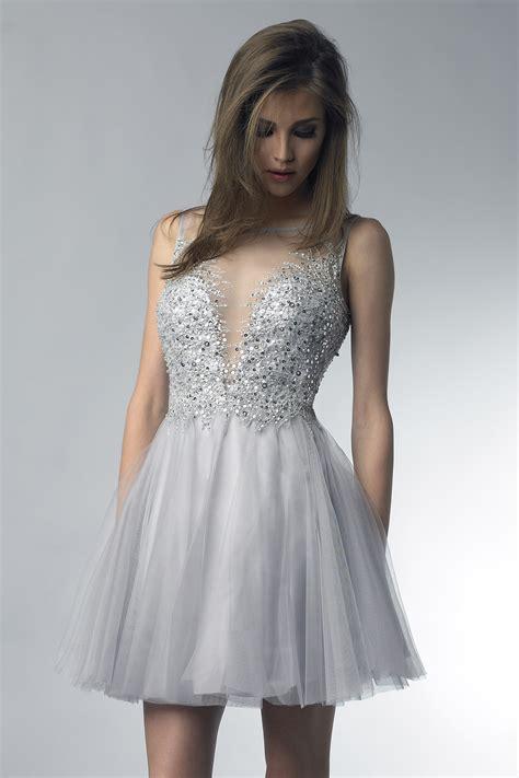 for dress silver cocktail dress dresscab