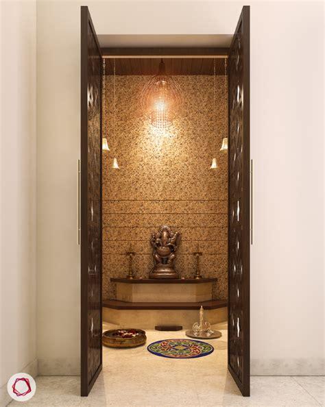 designs for homes 8 mandir designs for contemporary indian homes