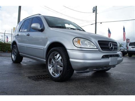 2001 Mercedes Ml430 by 2001 Mercedes M Class Ml430 Awd 4matic 4dr Suv In