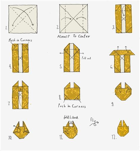 how to do origami how to origami millennium falcon