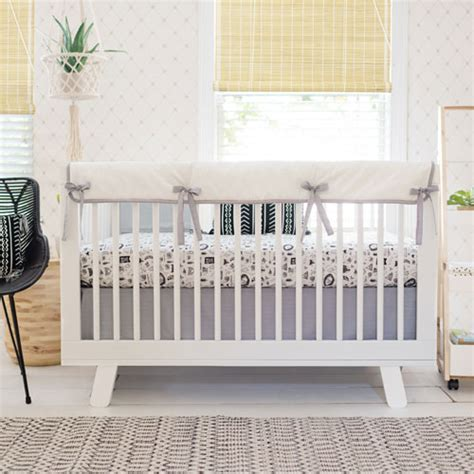 black white crib bedding black and white crib bedding woodland baby bedding