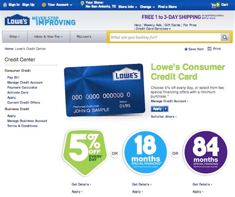 make a lowes credit card payment the 3 mistakes make with their landing pages