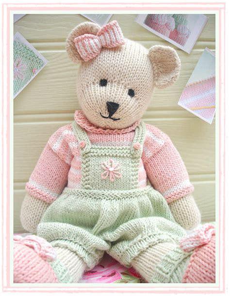 Teddy Knitting Patterns A Knitting
