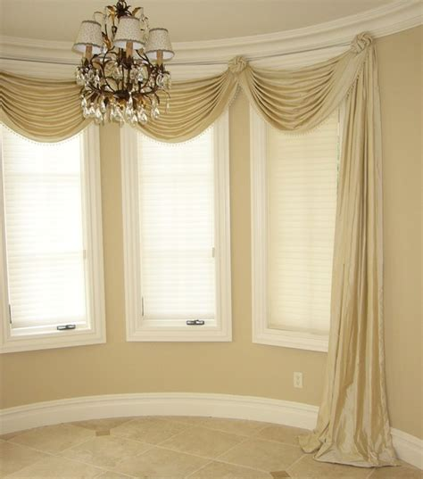 valances for dining room valances swags traditional dining room new york by curtains boutique