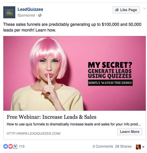 best facebook ads the do s don ts for creating the best facebook ads top