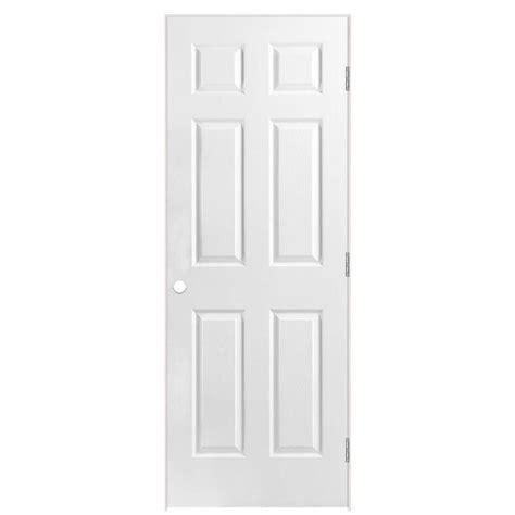 shop masonite prehung hollow 6 panel interior door