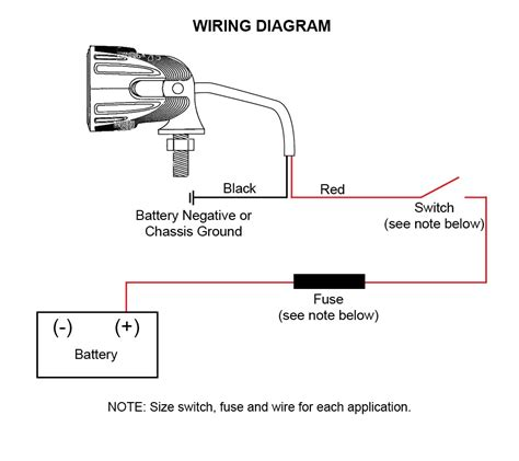 wiring lights aci road led lights and wiring diagram