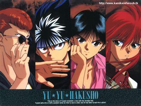 yu yu hakusho yu yu hakusho wallpaper 851942 zerochan anime image board