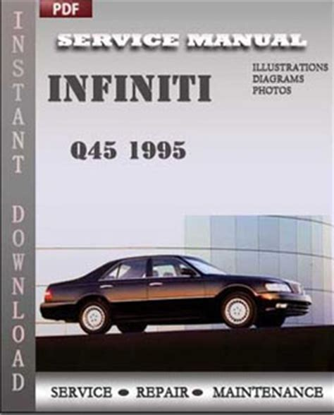 car owners manuals free downloads 1992 infiniti q lane departure warning infiniti q45 1995 service guide servicerepairmanualdownload com