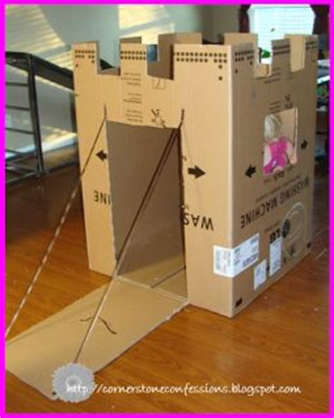 cardboard box crafts for 25 best ideas about cardboard box crafts on