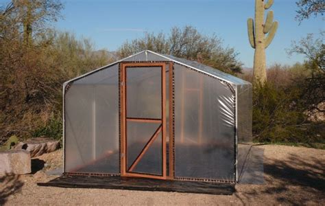 how to make a small house build a better greenhouse an affordable small hobby