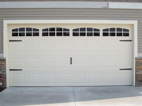 decorative garage door accents coach house accents makeover your garage door with coach
