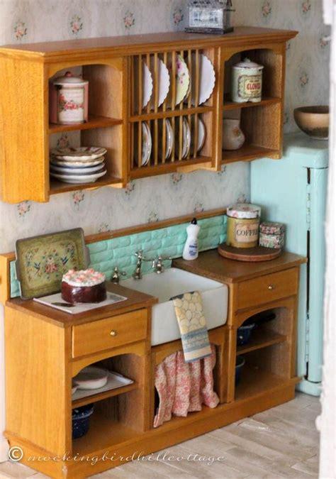 dollhouse kitchen furniture 25 best ideas about dollhouse furniture on
