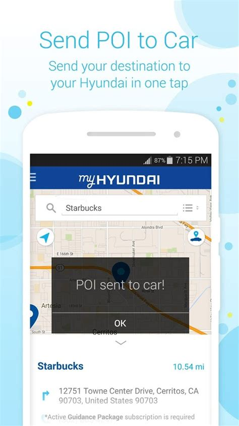 Bluelink Hyundai by Myhyundai With Blue Link Android Apps On Play
