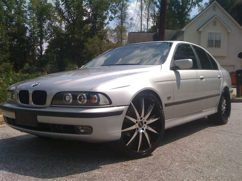 2002 Bmw 5 Series by Terrisw05 2002 Bmw 5 Series Specs Photos Modification