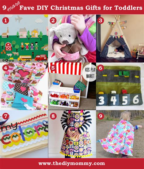 gift ideas for toddlers for a handmade more diy toddler gifts the diy