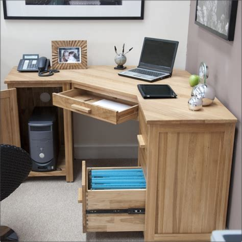corner storage desk fraser corner desk with storage desk home design ideas