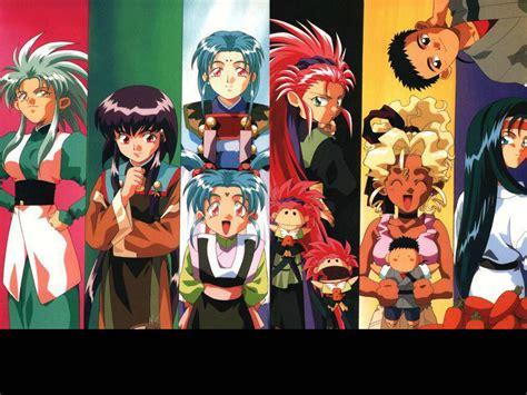 Krisz On Anime And Tenchi