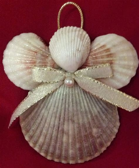 seashell decorations seashell ornament decor nautical