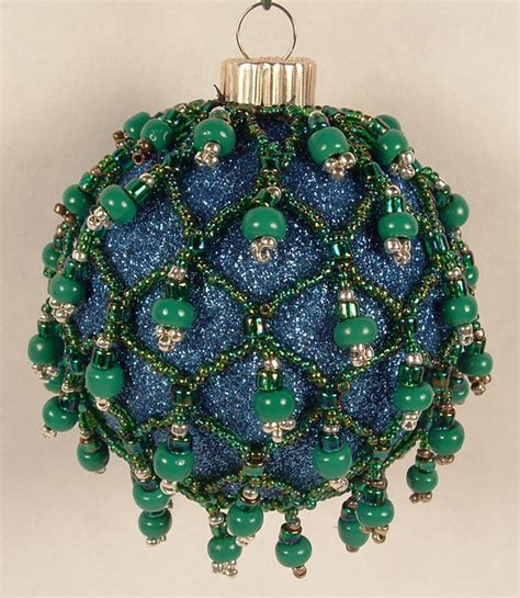 how to make beaded ornaments ornament countdown beaded glass the