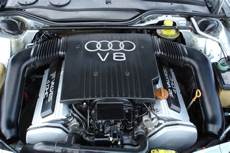 Audi V8 Engine by Audi V8 Review And Photos
