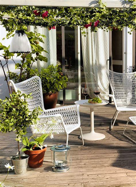 mueble jardin ikea curso c 243 mo elegir los muebles de tu terraza ikea
