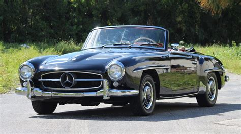 Mercedes Of The Palm Beaches by 1960 Mercedes 190sl Palm Classics