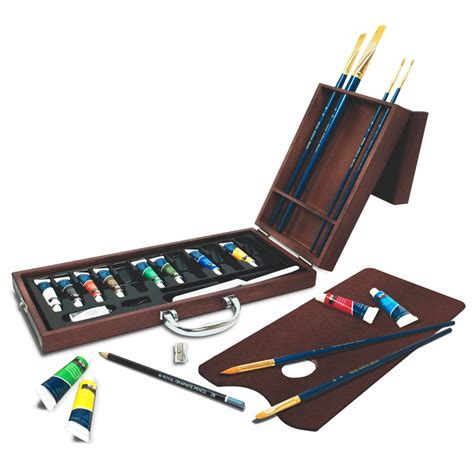 acrylic painting set premier set acrylic painting royal langnickel from
